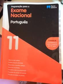 Preparação exame nacional de Português matéria de 11º - vários
