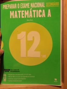 Preparar Exame Nacional de Matemática A - Roberto Oliv