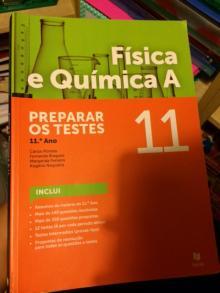 Preparar os testes Física e Química - Carlos Porte