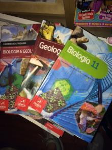 Biolgoia e Geologia 11º - Osório Mati