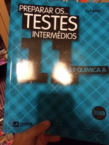 Prepaarar os testes intermédios Matematica A 11º - vários