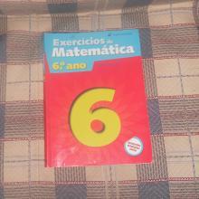 Exercícios de Matemática - Maria August