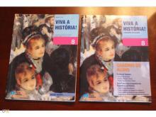 Novo Viva a História! - 8.º Ano (Manual+Caderno de Atividades) - Cláudia Pinto Ribeiro, C...