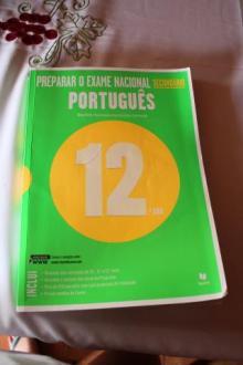 Preparar o exame nacional português - Marina Roch