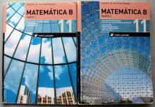 Matemática B 11 - 11º ano - Maria Augusta Ferreira Ne...