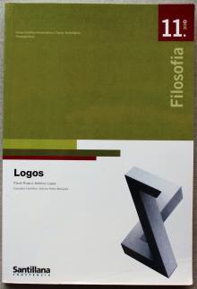 Logos - Filosofia 11º ano - Paulo Ruas, António Lope...
