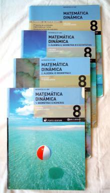 Matemática Dinâmica 8
