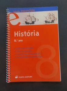 Coleção Essenciais - História 8º ano - Filomena Cardoso e Maria ...