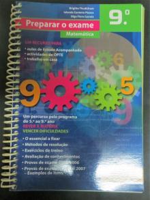 Preparar o Exame Matemática 9º ano - Brigitte Thudichum, Iolan...