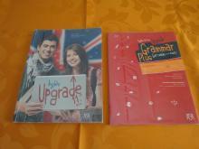 Manual + Caderno de Exercícios Inglês Upgrade 11º Ano - Isabel Filipe, Maria Adel...