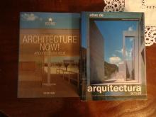 Atlas de Arquitectura Actual + Architecture Now! - Vários