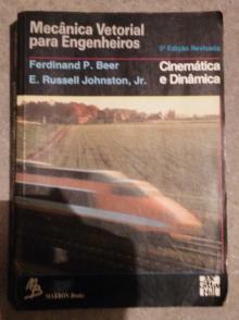 Mecanica Vetorial para Engenheiros - Ferdinand P. Beer, E. Rus...