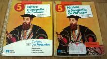História e Geografia de Portugal 5º Ano - Fátima Costa, António M...