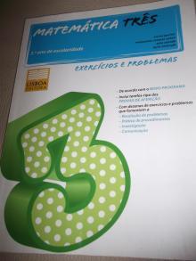 Matemática três - exercícios e problemas 3º ano - Filipa Santos