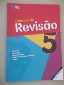 Cadernos de revisão 5 - Porto Editora