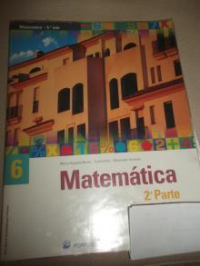 Matemática 6 - 6º ano - 2ª parte - Maria Augusta Neves