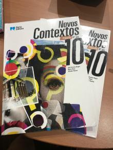 Novos Contextos Filosofia 10 - José Ferreira Borges