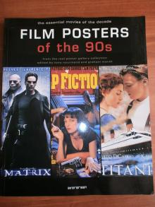 Film Posters of the 90s - Bruce Marchant