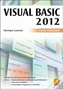 Visual Basic 2012 - Curso Completo - Henrique Loureiro