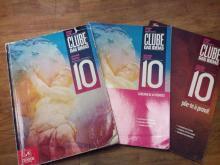 Livro Clube das Ideias, 10 ano - A