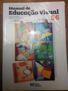 Manual de Educação Visual 5/6 - A