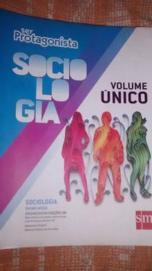 Ser Protagonista - Sociologia - Vol. Único - 2ª Ed. 2014 - JULIANE MATSUBARA BARROSO