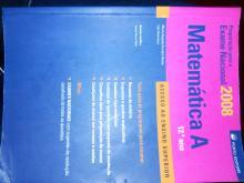 Preparação para o exame nacional 2008 Matemática A - Maria Augusta Ferreira Ne...