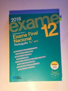Preparação para o Exame Final Português 12º ano - Hilário Pimenta