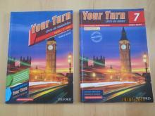 Inglês 7.º Your Turn - Robert Quinn