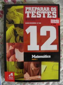 Preparar os testes 12.ºAno Matemática - Paula Carvalho