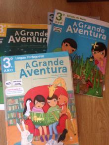 A Grande aventura - Matemática - Ana Landeiro