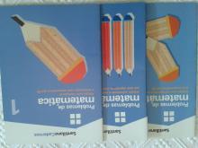 Livros de exercícios - Problemas de matemática - Livro 1, 3 e 7 - Jesus Garcia Branco