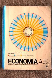 Livro de Economia A 10º ano - Mª João Pais, Mª da Lu...