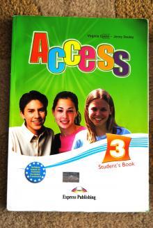 Access 3 Students Book (international) - Virginia Evans Jenny Dool...