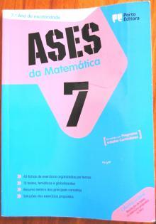 ASES de Matemática 7º ano • Apoio Escolar: Exercícios de Matemática - Liliana Gonçalves e Sér...