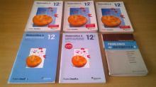 Desafios - Matemática A - 12º ano - Manual + Caderno de Atividades + Caderno de Preparação para o Exame Nacional - Emanuel Martinho, Cristin...