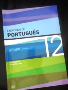 Exercícios de Português 12º ano