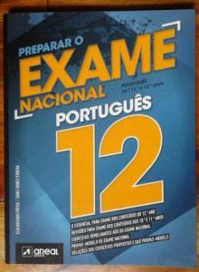 Livro de 2016 de preparação para o exame de Português - Elsa Machado Freitas / Is...