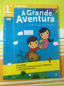 A Grande Aventura 1 - Matemática - Ana Landeiro / Henriqueta...