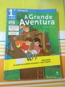 A Grande Aventura 1 - Português - Paula Melo / Marisa Costa