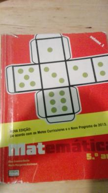 Matematica 5º ano - Elza Durão- Maria Baldaq...