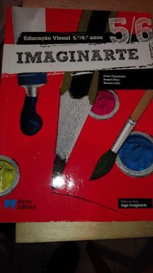 Manual Educação visual 5/6 anos - César Figueiredo