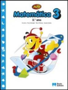 Alfa - Matemática 3 - 3.º Ano - bloco pedagógico - Eva Lima