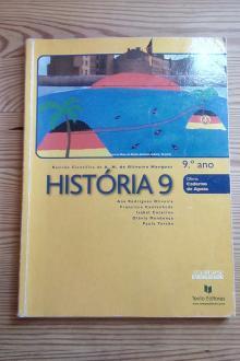 História 9 - Ana Rodrigues Oliveira