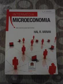Microeconomia Intermédia - 8ª Edição - Hal R. Varian