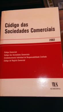 Código das Sociedades Comerciais - M. Nogueira Serens