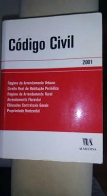 Código Civil - Livraria Almedina