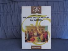 Manual de sociologia da Cultura - Franco Crespi