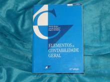 elementos de Contabilidade Geral - António Borges