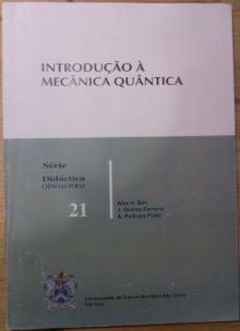 Introdução à Mecânica Quântica - UTAD - Alex H. Blin